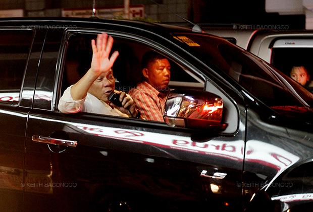 Duterte: Home sweet home in Davao as President