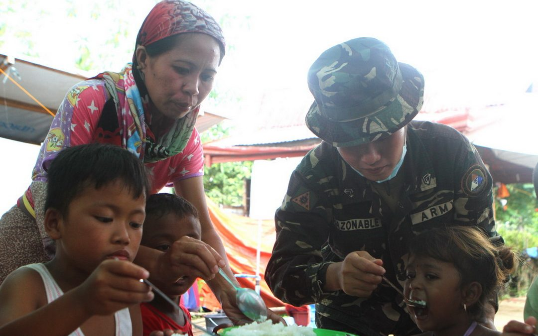 "CMO Regiment: The ""social workers"" of the Philippine Army"