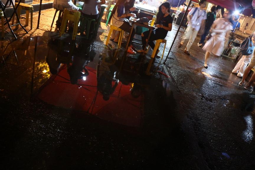 Roxas Night Market, Davao City.