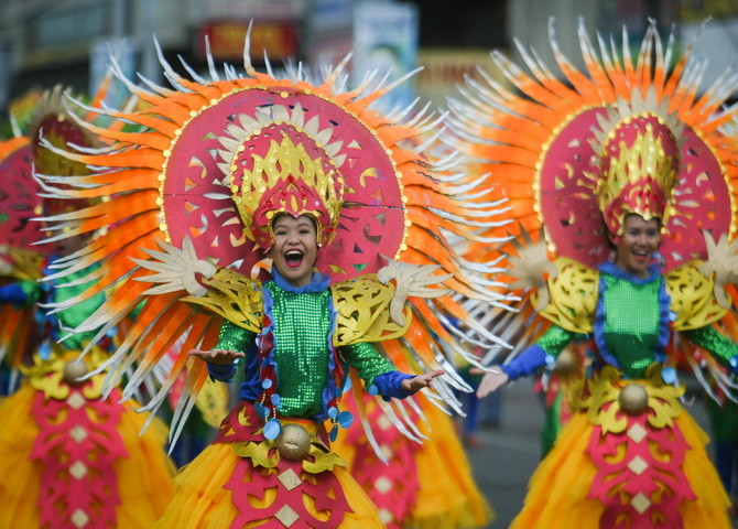 Tuna Festival: Street Dancing