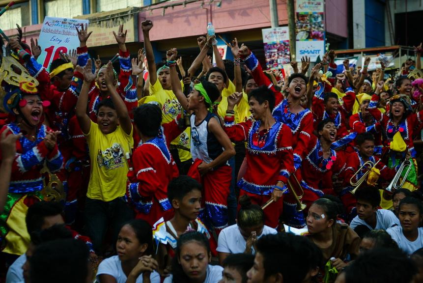 Winners: Cabantian National High School