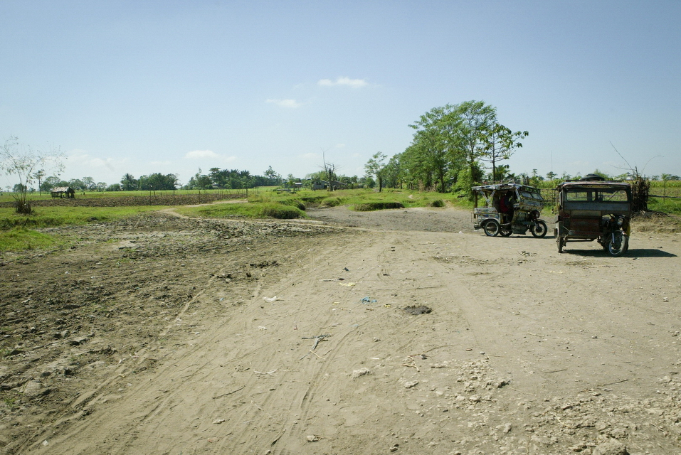 This is used to be a drop-off point of passengers and fish from the Liguasan Marsh. Taken in a remote village in Pagalungan, Maguindanao.