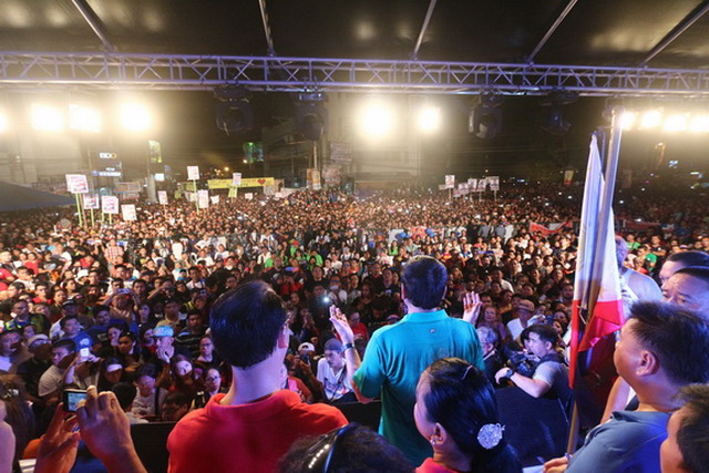 Mayor Rody Duterte's Grand Rally