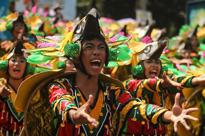 Kadayawan Festival 2015: Indak-Indak sa Kadalalanan