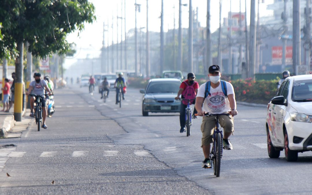 The New Normal: Bike to Work, Share the Road