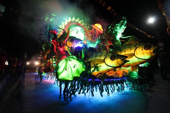 17th Tuna Festival Opening