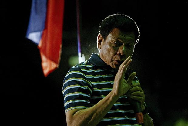 Campaign Trail: Rody Duterte